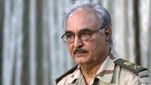 ليبيا - حفتر قائداً عاماً للجيش برتبة فريق
