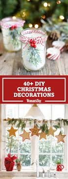 Small Picture 43 Easy DIY Christmas Decorations Homemade Ideas for Holiday