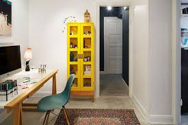 a simple and easy way to add color to your home office add home office