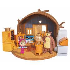 """Simba <b>игровой набор</b> """"<b>Маша и</b> Медведь"""" Домик Миши с ..."""