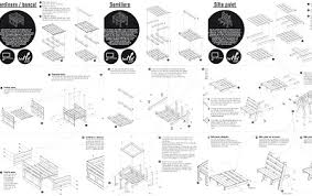 wood wooden pallet furniture plans pdf plans build pallet furniture plans