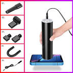 <b>CS</b>-<b>A6</b> Vacuum Cleaner Handheld <b>Car</b> Mini Mini Strong Suction ...