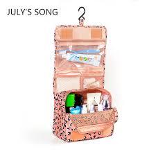 <b>July'S Song</b> Women <b>Waterproof Cosmetic</b> Hanging Mesh Toiletry ...