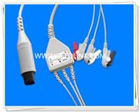 buy 3 lead ecg cable - high quality Manufacturers,Suppliers and ...