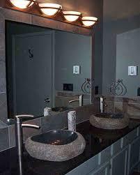 vanity lighting ideas bathroom contemporary large mirror frameless and modern white wooden bathroom vanity ideas attractive vanity lighting bathroom lighting