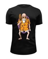 Толстовки, кружки, чехлы, футболки с принтом <b>master roshi</b>, а ...