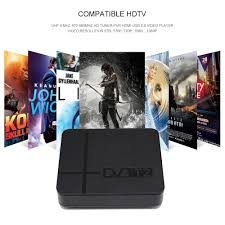 <b>Vmade</b> Newest Full HD <b>DVB T2</b> Terrestrial Digital TV Receiver Full ...
