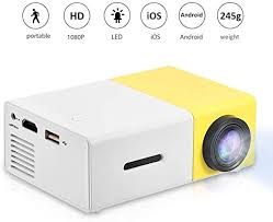 Fosa <b>Mini Projector</b> Portable 1080P LED <b>Projector Home Cinema</b> ...