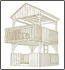 Jungle Gym Plans   Kids Playset and Cubbyhouse Fort Plans   Downloadjungle gym and playhouse fort swing set plans