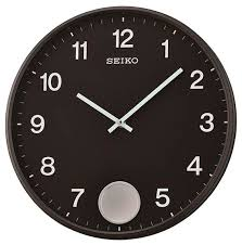 <b>Часы настенные</b> кварцевые <b>SEIKO</b> QXC235K — купить по ...