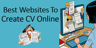 top  best websites to create cv resume online for free   tricks    best websites to create cv online