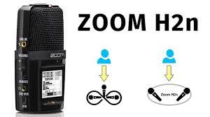 <b>Zoom H2n</b> – <b>диктофон</b> и USB-микрофон. Самый полный обзор ...