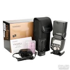 Новая вспышка с аккумулятором <b>Yongnuo Speedlite YN-560 Li</b> ...