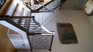 Custom Stair Railing Custom Stair Iron Balusters For Atlanta Marietta Dunwoody