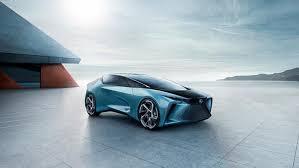 Электрический концепт-кар LF-30 Electrified | <b>Lexus</b> Россия