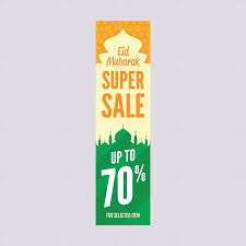 <b>Eid mubarak</b> sale design Graphic Vector - Stock by Pixlr