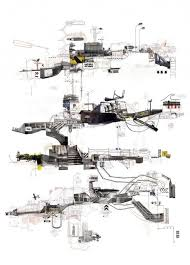 ideas about architecture diagrams on pinterest   concept    oh my guy  debord    amazing architectural diagrams by frank dresmé of  ibs