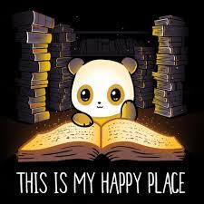 <b>My Happy</b> Place   Funny, cute & nerdy shirts - TeeTurtle