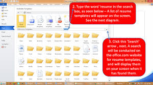 How to Create a resume in Microsoft Word, Fast and Easy ... How to make a resume in Microsoft Word, Fast and Easy - diagram 3