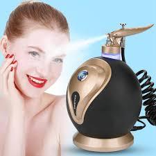 Micro nano Moisturizing <b>Oxygen Injection</b> Sprayer Machine Facial ...
