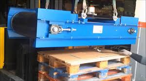 Kết quả hình ảnh cho Magnetic Mining Iron crossbelt magnetic Separator