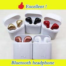 Bluetooth Headphones I7S I8x <b>I9s TWS</b> Twins Earbuds Wireless ...