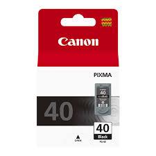 Купить <b>Картридж</b> для струйного принтера <b>Canon PG</b>-<b>40</b> bl в ...