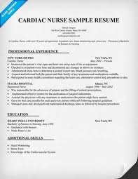 here are the guidelines to create a cardiac nurse resume here is preview of this free sample cardiac nurse resume created using ms word