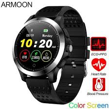 TRENDING <b>SMART WATCH</b> PRIA W8 ECG PPG HEART RATE ...