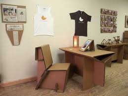 there are also a number of companies based in the us that have interesting cardboard furniture chairigami began with the chair shown above cardboard furniture