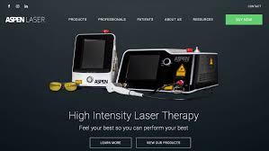 Aspen <b>Laser</b>: Home