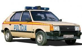 Resultado de imagen de imagenes coches de policia nacional