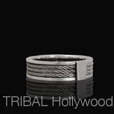 <b>Stainless Steel Rings For</b> Men | Tribal Hollywood
