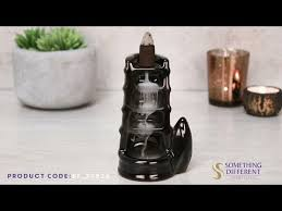 Split Bamboo Fountain <b>Backflow Incense</b> Burner - YouTube