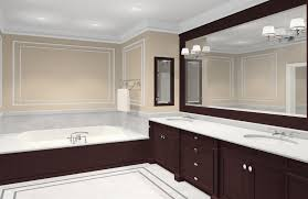 style bathroom frameless kitchen cabinets