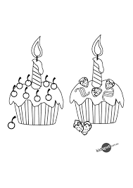 """iColor """"Cupcakes"""" ~ Cupcakes for twins 