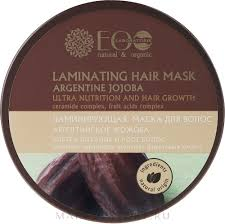 <b>ECO Laboratorie</b> Laminating <b>Hair</b> Mask - <b>Ламинирующая маска</b> ...