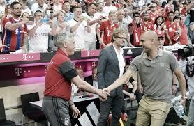 Hasil gambar untuk Bayern Munich 1-0 Man City
