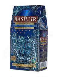 <b>Чай Basilur</b> ВОСТОЧНАЯ Волшебные ночи 100 г купить - заказать