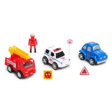 <b>Набор</b> машин <b>BONNA</b> 558A6 полицейская машина, пожарная ...