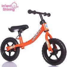 <b>Infant Shining Pedal less</b> Kids Balance Bicycle Children Scooter ...