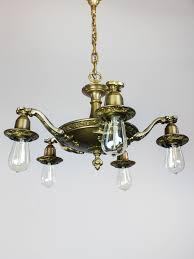 art nouveau bare bulb light fixture 5light renew gallery within stylish artistic light fixtures artistic lighting fixtures