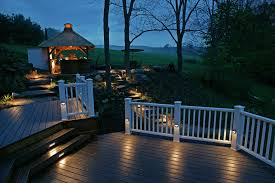 backyard fence lighting ideas images architecture awesome modern outdoor patio design idea