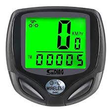 <b>Bike Computer</b>, Speedometer Wireless <b>Waterproof Bicycle</b> ...