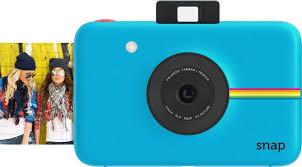 <b>Фотоаппарат</b> моментальной печати <b>Polaroid Snap Blue</b> купить ...