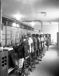 when the royal york opened in 1929 the telephone switchboard was grand mother worked as a switchboard operator prior to marriage approx 1916 this vintage image from the fairmont royal york telephone switchboard