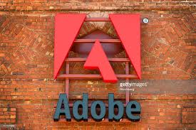adobe systems inc signage is displayed outside of the companys office in san francisco adobe san francisco office