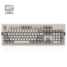 【In stock】-<b>AJAZZ AK510 104 Keys</b> Mechanical Keyboard Retro ...