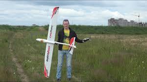 Большой <b>радиоуправляемый самолет</b> в деле ... Тест <b>Volantex</b> ...