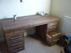 625 for 71 wooden office desk reclaimed wood office desk rustic build rustic office desk